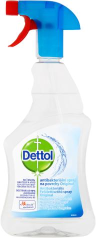 Dettol Antibakteriálny sprej na povrchy