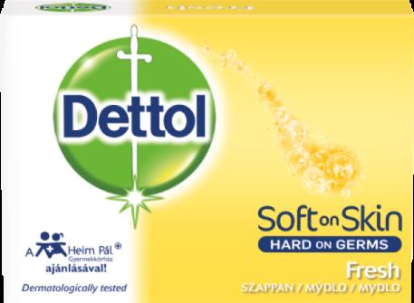 Dettol Toaletné mydlo Fresh